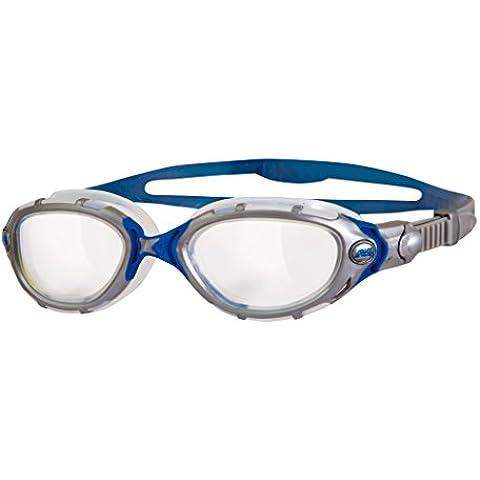 Zoggs Predator Flex Clear Silver - Gafas de natación