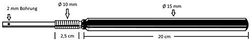 Ersatzzylinder Automatischer Fensteröffner - 2