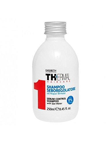 Emsibeth 1TH Shampoo Seboregolatore 250 ml -Trattamento termale detergente