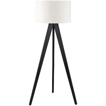 Dark wood tripod floor lamp amazon lighting dark wood tripod floor lamp mozeypictures Images
