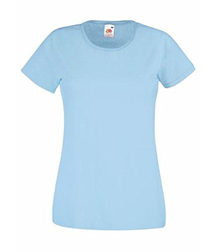 ATELIER DEL RICAMO - T-shirt de sport - Femme bleu cobalt