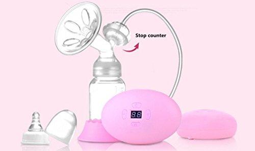 NWYJR Du sein pompe confort stérilisation d'aspiration grandes bouteilles sphérique électrique tire-lait