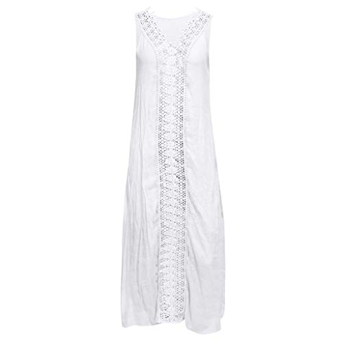 Shenye Robe Casual Robe de Plage Femme Boheme Grande Taille Robe ete Femme Boho Longue Chic Fleurie à Bretelle
