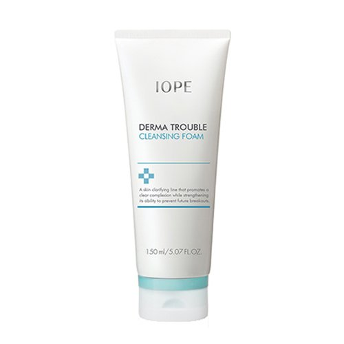 iope-derma-trouble-cleansing-foam-150ml
