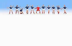 NOCH - 15973 - vía H0 - el Equipo de Francia de fútbol - Multicolor