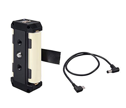 TiLTA WLC-T04-BP-18650 Dual 18650 Battery Pack for Nucleus Nano Motor Nucleus N WLC-T04 (Dual 18650 Battery Pack)