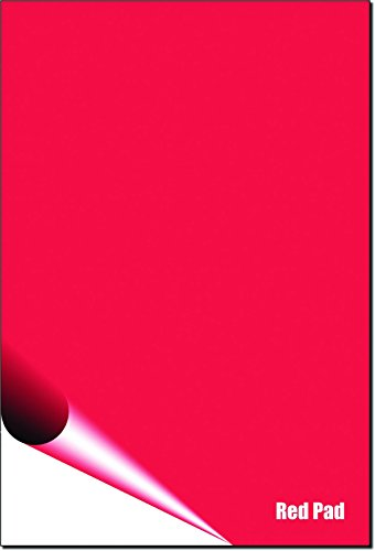 Der Rote Block - Skizzenblock DIN A2 - 50 Blatt