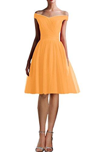 Ivydressing Damen Liebling A-Linie Kurz Promkleid Festkleid Brautjungfernkleid Abendkleid M Kurz