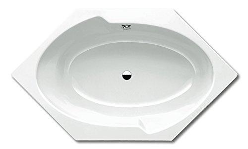 Kaldewei Stahl – Bad Avantgarde TWIN POOL 660 1700 x 1000 mm alpinweiss