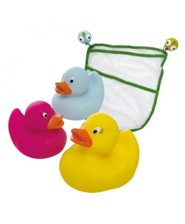 Tippitoes Ducks and Storage Net Set