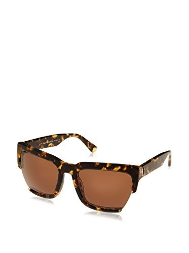 Calvin klein ck7950s, occhiali da sole unisex-adulto, marrone (tortoise havana), taglia unica
