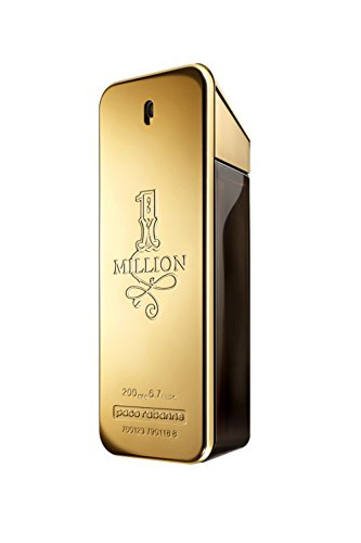 Paco Rabanne One Million Homme / men, Eau de Toilette, Natural Spray, 1er Pack (1 x 200 ml)