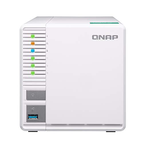 QNAP TS-328 Collegamento ethernet LAN Torre Bianco NAS