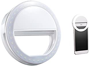 Smartphone LED Ring Light for Photography (Compatible with All The Phones)