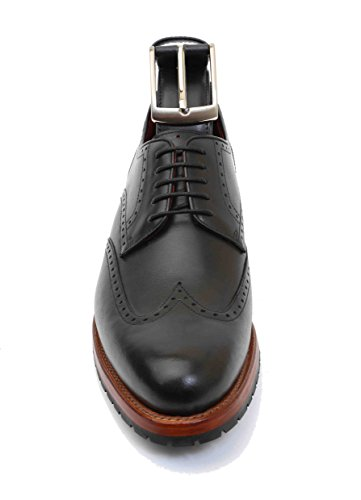 Gordon & Bros da uomo Levet 5199a Lace-up semi-shoe con cintura Black - Black