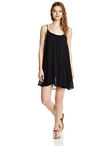 roxy sweet vida robe de plage uni femme maillots de bain. Black Bedroom Furniture Sets. Home Design Ideas