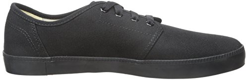 Timberland Newport Bay Canvas P, Baskets Basses Homme Noir (Black)
