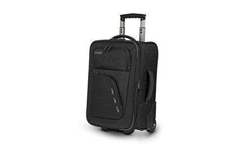 Original-Rollkoffer 80222365439 von BMW, Koffer für das Handgepäck, Größe: 56 cm, Farbe: Schwarz