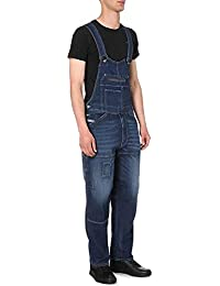 5c564797 Amazon.co.uk: Blue - Dungarees / Men: Clothing