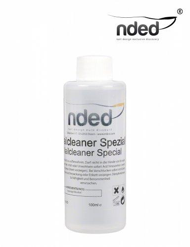 Nettoyant ongles CLEANER Dégraissant spécial pour vernis gel - 100 ml