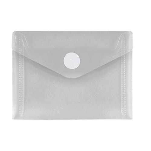 PP-Umschlag A7quer, trans klar, 10 Stück Stück