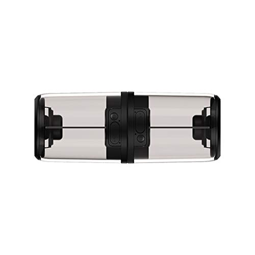 CHshe®--Bluetooth-Lautsprecher, Tragbare Bluetooth-Lautsprecher True Connectable Magnetic Stereo Speaker