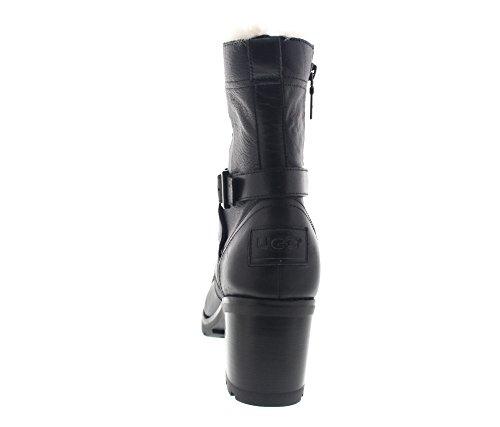 Bottines - Boots, couleur Noir , marque UGG, modÚle Bottines - Boots UGG W INGRID Noir Schwarz