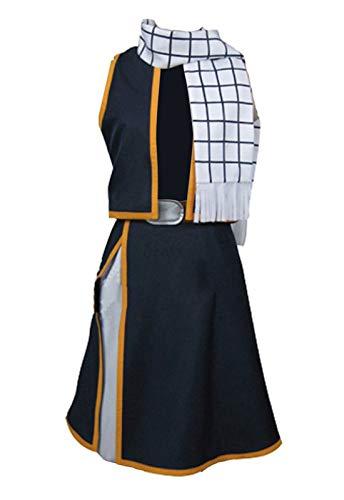 Dragneel Natsu Cosplay Kostüm - Tianxinshop Fairy Tail Natsu Dragneel Cosplay Kostüm