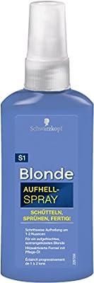 Schwarzkopf Blonde Aufheller S1