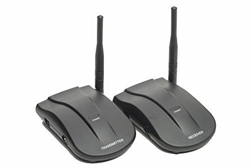 Antiference Audio- / Video-Sender und -Empfänger (5,8 Ghz)