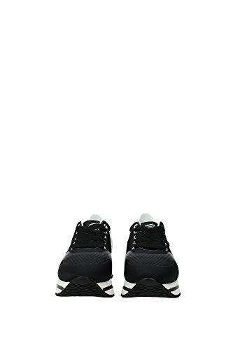 HXW2220U7505V90002 Hogan Sneakers Femme Tissu Noir Noir