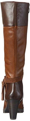 Tamaris 25533, Bottes Classiques Femme Marron (Muscat Comb 354)