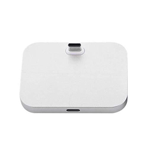 MOOUK Halterung Halter Ladegerät für DJI Osmo Pocket, Halter Ladekabel USB Typ C für Schreibtisch, Halter Stabilisator Kardanwelle Zahnriemen Kompatibel mit Tischrechner Druckend Laptop