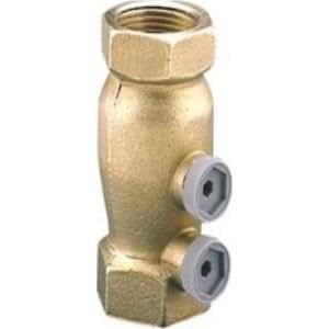 Socla - Clapet de non retour-antipollution ea221b femelle-femelle 33x42mm 11-4 149b2173