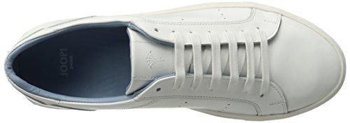 Joop Herren Delion Ilias Sneaker Lfu2 Low-Top Weiß (White)