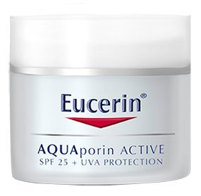 EUCERIN AQUAPRIN ACTIVE Tout types de peaux SPF 25 + Pot de 50 ml