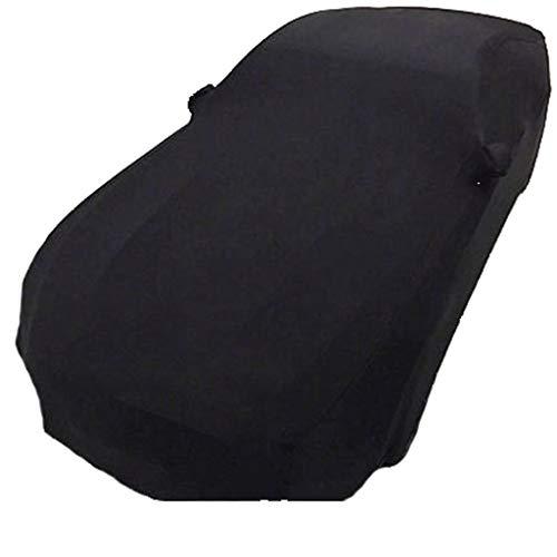 Honda CRV/Civic/Accord Vêtements de Voiture Stretch Ling Pai Couverture de Voiture en Tissu Stretch Noir (Couleur : Noir, Taille : Jade)