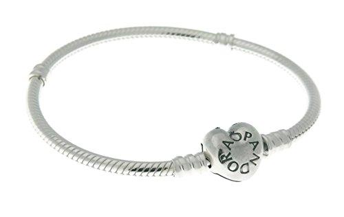 Pandora 590719-21 - braccialetto in argento 925, argento, cod. 590719-21