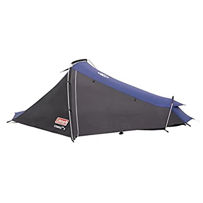 Coleman Cobra 2 Tent for Trekking Tours, Camping or Festivals, Small Pack Size, Fits in a Backpack, Waterproof HH 3.000… 2