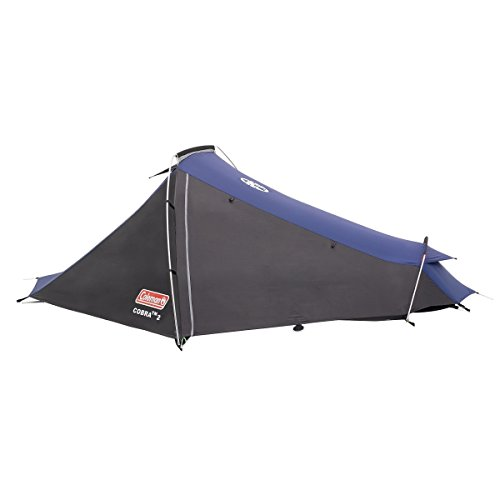 Coleman Lightweight Cobra Unisex Outdoor Backpacking Tent available in Blue - 3 Persons  sc 1 st  Amazon UK & Backpacking Tent: Amazon.co.uk