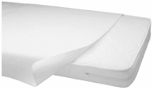 Italbaby 020.0010 Traversa Lettino Salvamaterasso, 60X100 cm, colore: Bianco, 1 pezzo
