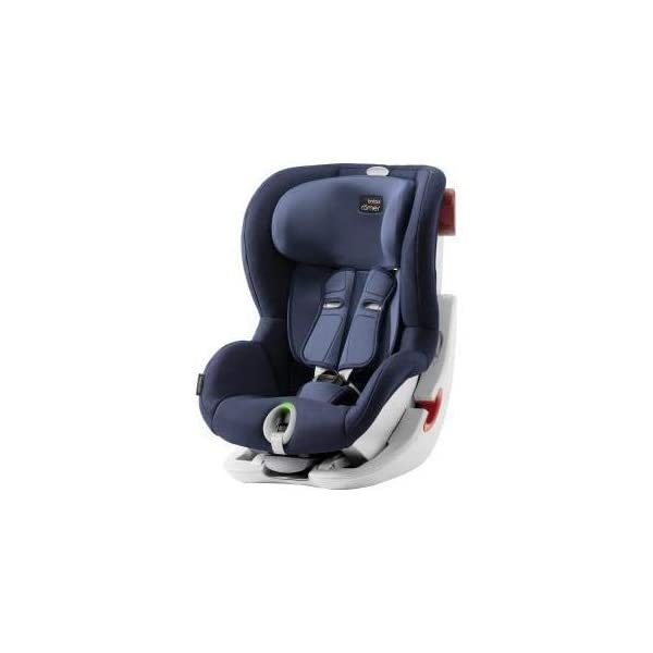 Britax Römer King II LS Group 1 Car Seat Britax Römer Easy installation – with tilting seat and patented seat belt tensioning system Optimum protection – performance chest pads, deep, padded side 2