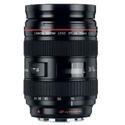 Canon - Objetivo EF 24-70 mm / 1:2,8 L USM (rosca para filtro de 77 mm)