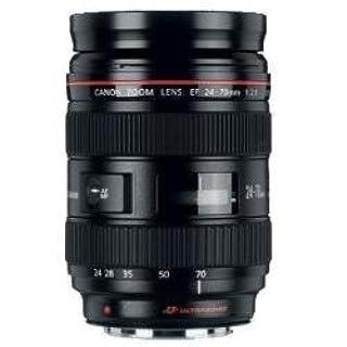 Canon - Objetivo EF 24-70 mm / 1:2,8 L USM (Rosca para Filtro de 77 mm) (B00007EE8M) | Amazon price tracker / tracking, Amazon price history charts, Amazon price watches, Amazon price drop alerts