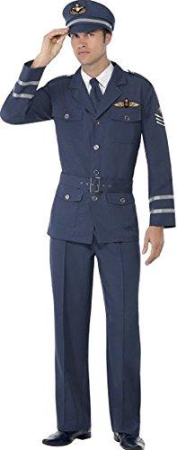 Werder Ww2 Luftwaffe Kapitän Kostüm