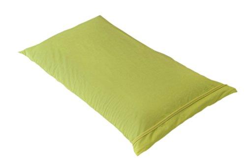 BSensible Tencel Funda de almohada protectora impermeable y transpirable Verde (Pistacho) 70 x 40