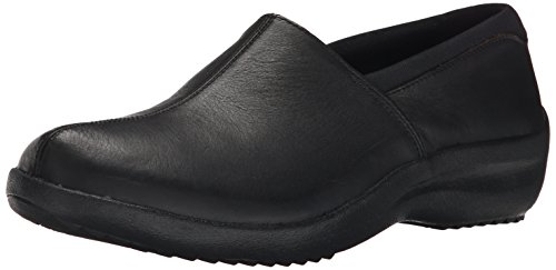 Skechers Savor-singulär Slip-on Loafer Black Leather