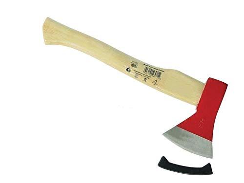 MS-Warenvertrieb Küchenbeil 600g Forstbeil Spaltbeil Handbeil Holzstiel Beil Kuhfuß Spaltwerkzeug | Garten > Gartengeräte > Beile | MS-Warenvertrieb