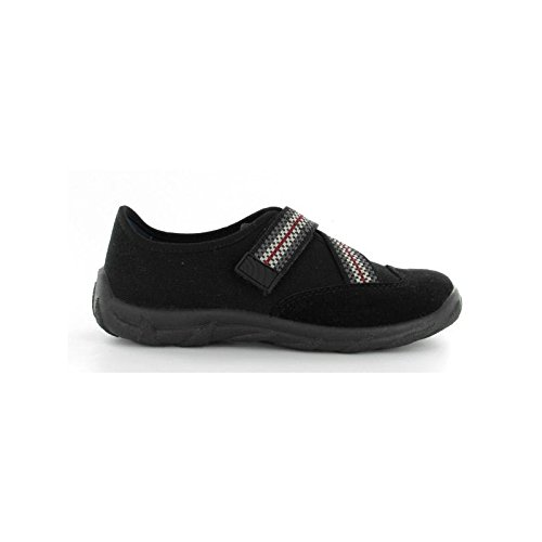 Chaussons enfant In n' Out Noir