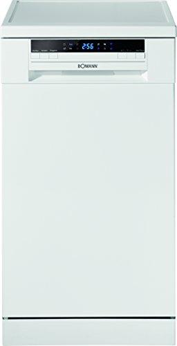 Bomann GSP 852 weiß Geschirrspüler / A++ / 197 kWh/Jahr / 9 MGD / Energieeffizienzklasse A++ / weiß